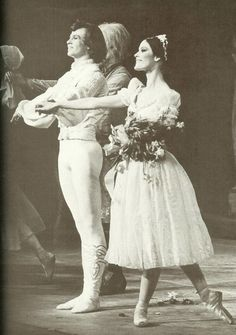 Kain Augustyn Karen Frank Ballet Dancers by treasurecoveally