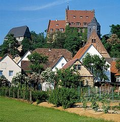 Hessen, Germany - family is also from here