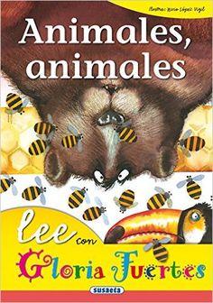Animales, Animales. Lee Con..... Lee Con Gloria Fuertes: Amazon.es: Gloria Fuertes: Libros