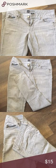 e4d12a9d Grey Skinny Jeans/Jeggings Grey mossimo target brand skinny jeans. The tag  says jeans