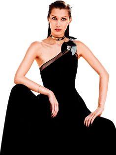 Bella Bellissima: Bella Hadid for Vogue Japan September 2016