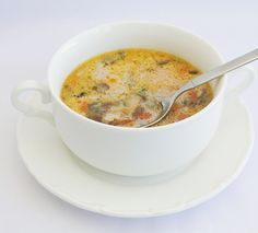 Ciorba de loboda cu smantana | Rețete Papa Bun Cheeseburger Chowder, Food And Drink, Soup, Cooking, Ethnic Recipes, Martha Stewart, Travel, Fine Dining, Baking Center