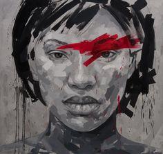 2012 by Lionel Smit, via Behance