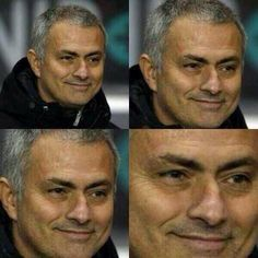 Mikel, Matić and Zouma all protecting the back four for Chelsea. José Mourinho right now.