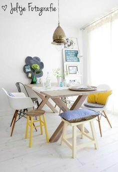 cómo decorar espacios creativos