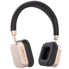 Hoco Hpw01 Wireless Bluetooth Headphones Stereo Mental Sound, Universal Over Ear Bluetooth Headset Earphone Can Match for Apple Samsung Motorola Etc Phones (Gold) Hoco http://www.amazon.com/dp/B0185HL05I/ref=cm_sw_r_pi_dp_-S4Awb027QF7J