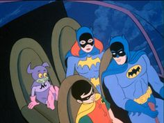 The New Adventures of Batman - Google Search