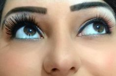 Luscious lashes!!! Wow..Can your mascara do that?
