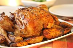 roasted chicken for Shabbat http://www.myjewishlearning.com/practices/Ritual/Shabbat_The_Sabbath/At_Home/roasted-chicken.shtml