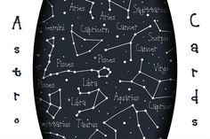 Astrology brochures by Veresk on Creative Market
