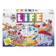 El juego de la vida.