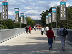 The perfect pathway awaits you at the Walkway Over the Hudson in Poughkeepsie, New York.