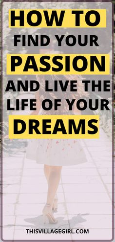 how to find your passion and live the life of your dreams, how to find your life purpose #personalgrowth #meaningandpurpose Success Mindset, Life Purpose, Your Life, Self Care, Dreaming Of You, Finding Yourself, Mindfulness, Passion, Live