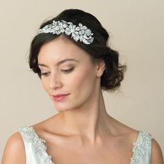 Martina bridal headband