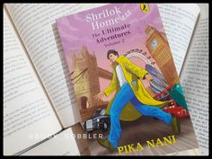 Shrilok Homeless – The ultimate adventures (Vol 2) by Pika Nani – Book Review – Books. Babies. And. More. Book Review Blogs, Best Mysteries, Vol 2, Trending Topics, Girl Dancing, Books To Buy, Bollywood News, Love Reading, Benedict Cumberbatch