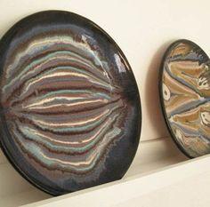 Decorative Plates, Polish, Tableware, Vintage, Design, Home Decor, Projects, Vitreous Enamel, Dinnerware