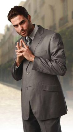 Exclusively tailored mens two button peak lapel brown three piece suits from mensusa.