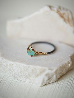 Erica Weiner Spark Ring at Free People Clothing Boutique