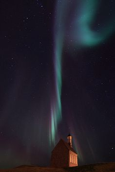 Northern lights (by olgeir, via Flickr)