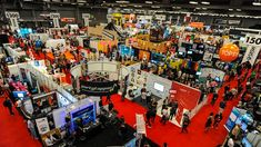 Top Trade Shows for Inventors in 2019 - Inventors Digest Solar Power International, International Companies, Event Branding, Business Branding, Packaging Suppliers, Los Angeles Convention Center, Mobile World Congress, Consumer Marketing, India Usa