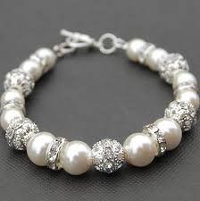 AMAZING Pearl bracelet #bride #jewelry