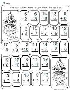 math gnome freebie