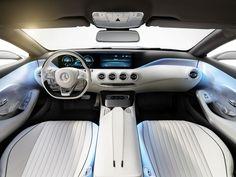Mercedes Concept S-Classe Coupé doet de CL vergeten