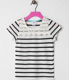 Girls - Daytrip Striped Top - Girl's Shirts/Tops   Buckle