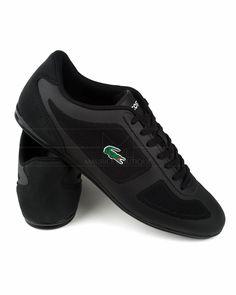 Zapatillas Lacoste negras - Misano Evo Lacoste Trainers b27b7b96121e9
