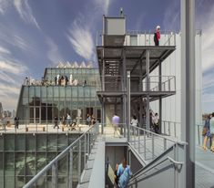 Gallery of The Whitney Museum of American Art at Gansevoort / Renzo Piano Building Workshop - 17