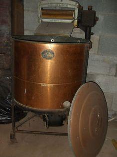 Beatty Washing Machine Circa 1927 1920s Tech Pinterest