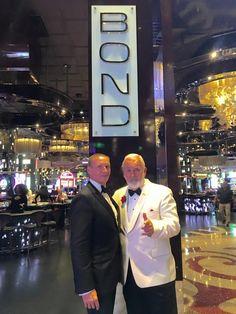 James Bond lookalike in Vegas, johnallen007.com