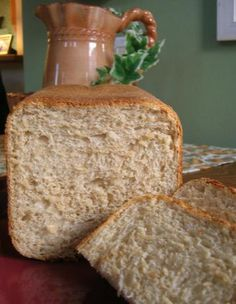Light Wheat Bread (Bread Machine) from Food.com: This has become my favorite standard loaf. I found this recipe on the Fleischmann's yeast website.