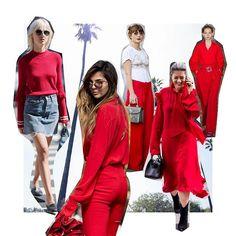 Vandaag is rood volgens stylist @valerientantu - bekijk de 'Red Hot' shopping  stijltips in het augustusnummer van Marie Claire! #marieclaire #shopping #styling #augustissue  via MARIE CLAIRE NL MAGAZINE MAGAZINE OFFICIAL INSTAGRAM - Celebrity  Fashion  Haute Couture  Advertising  Culture  Beauty  Editorial Photography  Magazine Covers  Supermodels  Runway Models
