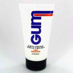 Gum Hair Anti Frizz Treatment 150ml Gum Hair Anti Frizz Treatment. Hair Types: Frizzy, coarse, brittle, unmanageable hair.Fragrance: Brazil Nut. Action: Delivers a wickedly rich, self indulgent treatment. Nourishes and moisturises even  http://www.comparestoreprices.co.uk/hair-care-products/gum-hair-anti-frizz-treatment-150ml.asp