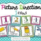 One of the best things I ever introduced to my students were picture direction icons! As I verbally give directions for an assignment, I put up a p...