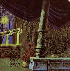 Walt Disney Presents The Haunted Mansion ©1970 - pg 11