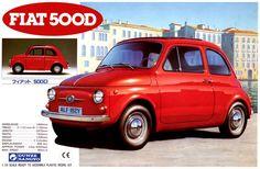 フィアット FIAT 500D