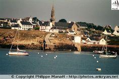 Bourg de Lampaul (Ile d'Ouessant, Bretagne)
