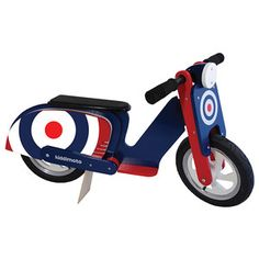 MOD Scooter now featured on Fab.