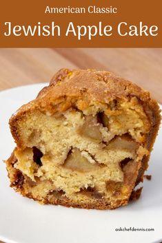 Baked Apple Dessert, Easy Apple Cake, Apple Dessert Recipes, Easy Cake Recipes, Fall Desserts, Apple Recipes, Delicious Desserts, Healthy Apple Cake, Apple Snacks