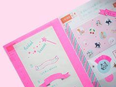 Cui Stamp (Star&stick Set )