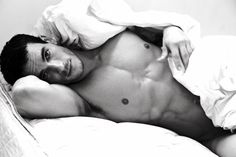 Josh Kloss as Christian Grey gazing at Ana after vanilla sex?! #FiftyShades @50ShadesSource www.facebook.com/FiftyShadesSource