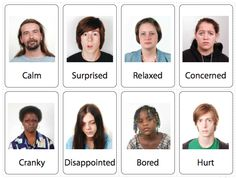 Emotions & Scenario cards  Faces gamehttp://www.do2learn.com/activities/SocialSkills/EmotionAndScenarioCards/EmotionAndScenarioCards.pdf