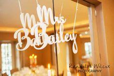 Wedding detail at Bingham Hotel