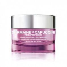 Crema corrección líneas/arrugas Timexpert Rides de Germaine de Capuccini