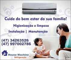 REFRIGERAÇÃO  HOUSE MACHINE: Ar Condicionado para crianças