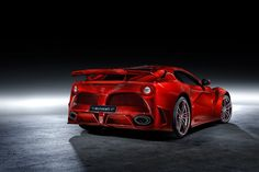 Ferrari F12berlinetta La Revoluzione Mansory