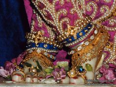 Sri Gokulananda Feet Wallpaper