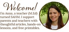 The Measured Mom - Education resources for parents and teachers
